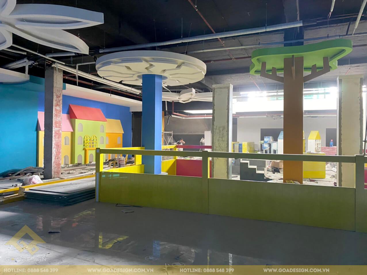 GOADESIGN-Thiết kế thi công khu vui chơi trẻ em (14)