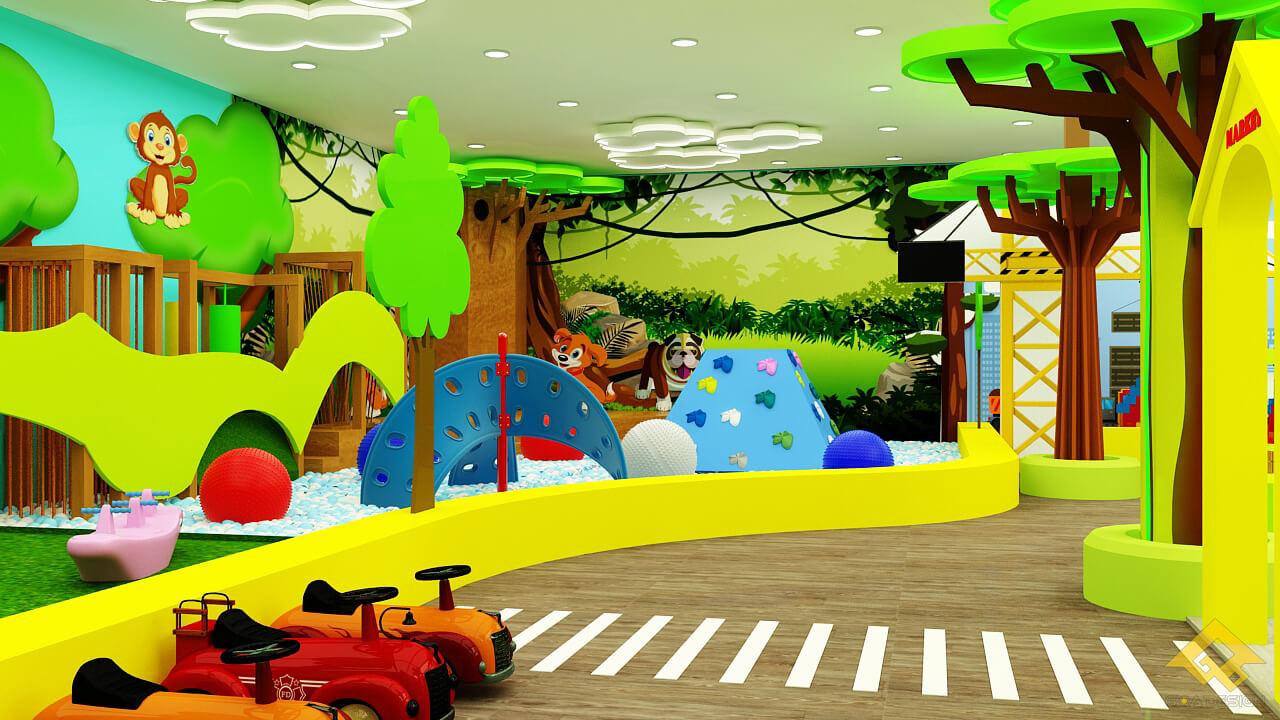 GOADESIGN-Thiết kế thi công khu vui chơi trẻ em (15)