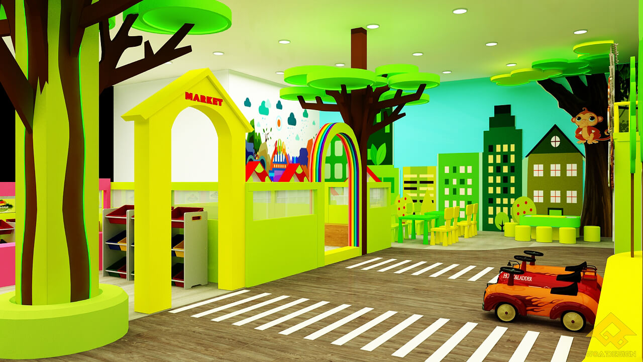 GOADESIGN-Thiết kế thi công khu vui chơi trẻ em (18)
