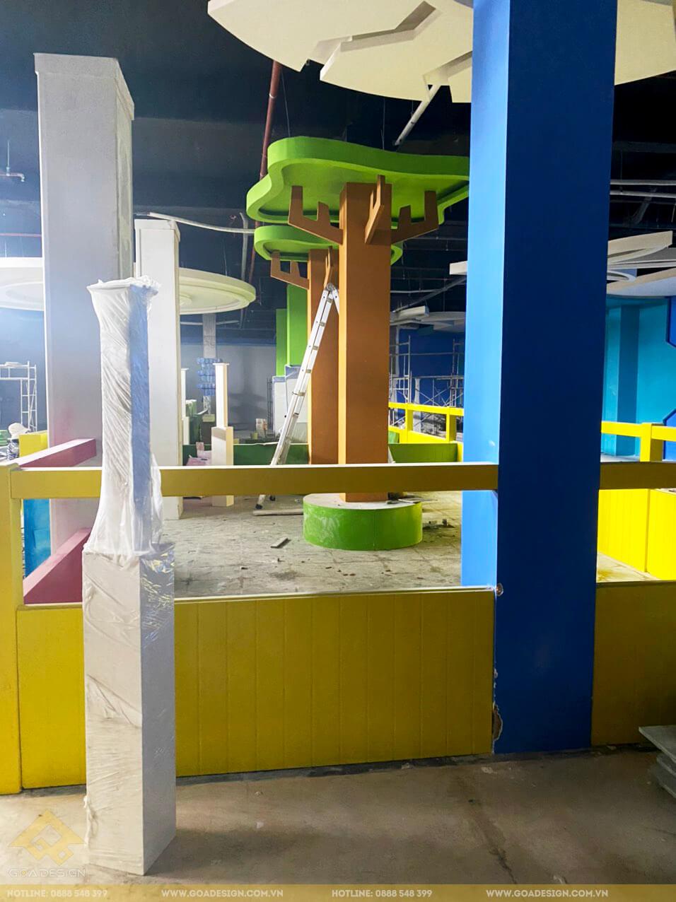 GOADESIGN-Thiết kế thi công khu vui chơi trẻ em (20)