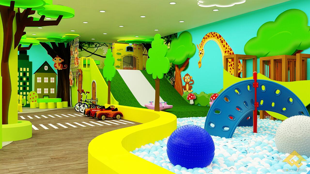 GOADESIGN-Thiết kế thi công khu vui chơi trẻ em (4)