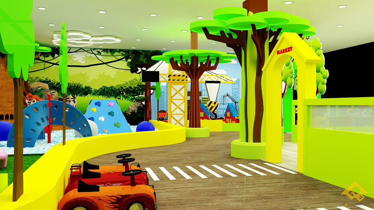 GOADESIGN-Thiết kế thi công khu vui chơi trẻ em (5)