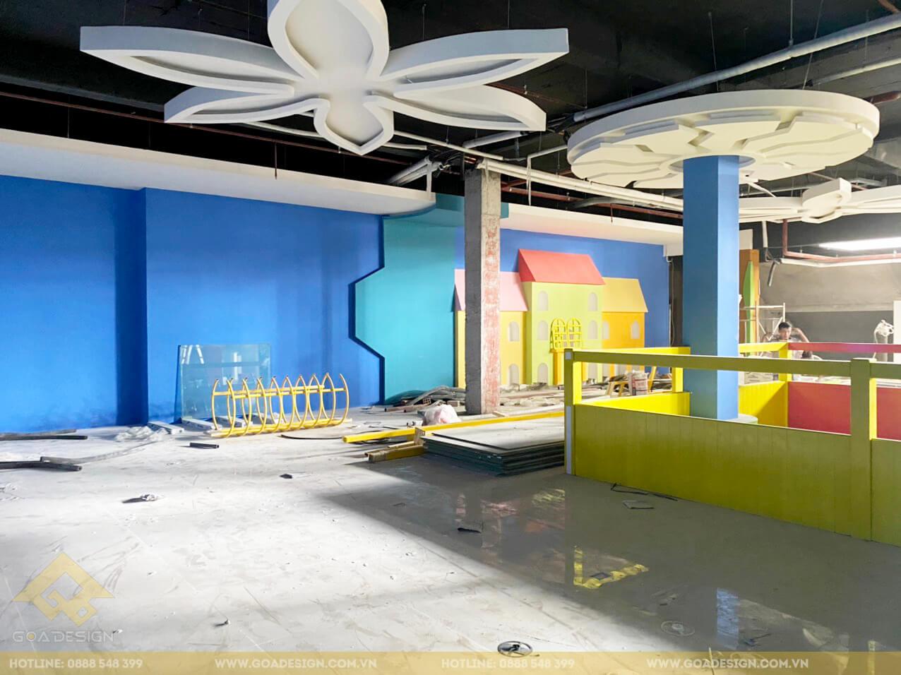 GOADESIGN-Thiết kế thi công khu vui chơi trẻ em (8)