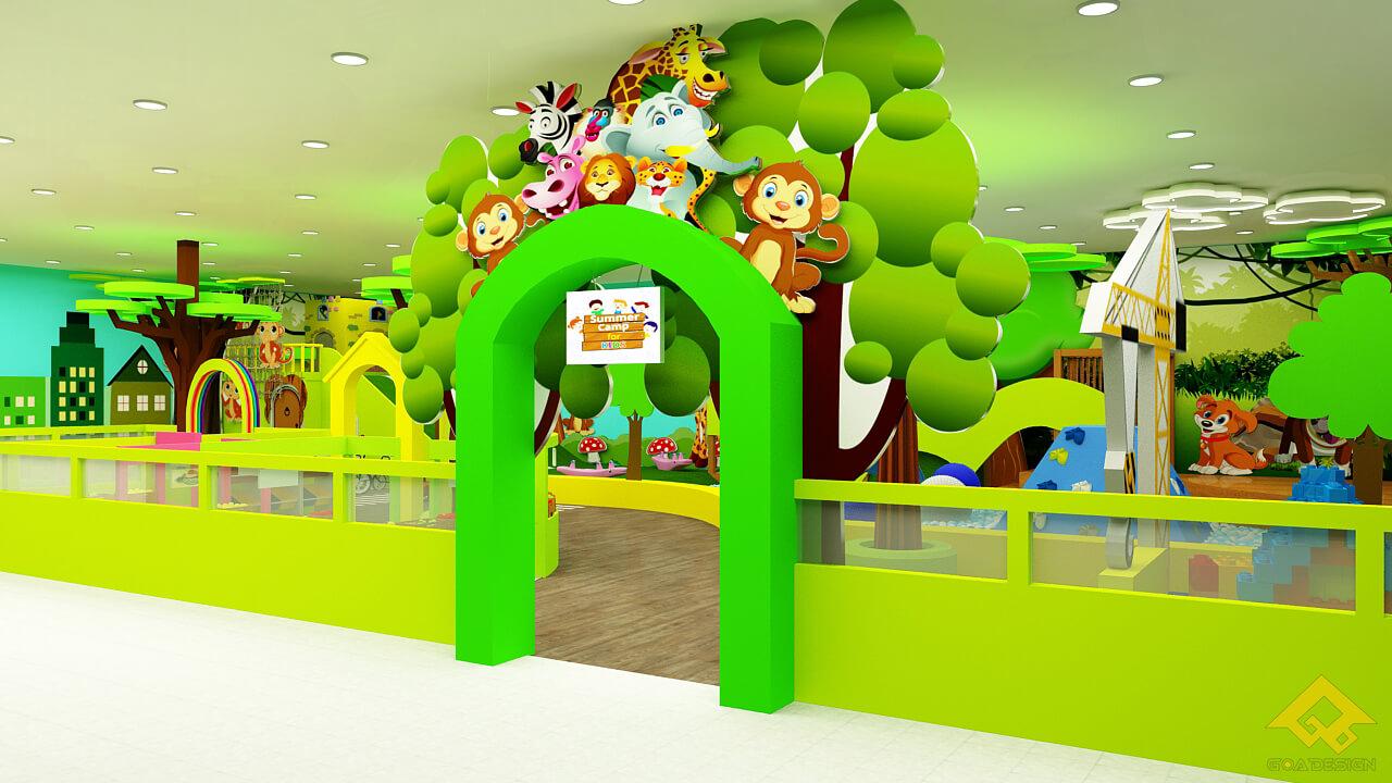 GOADESIGN-Thiết kế thi công khu vui chơi trẻ em (9)