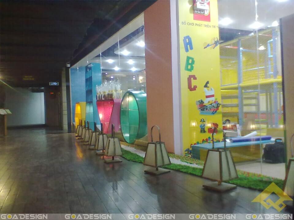GOADESIGN thiết kế thi công khu vui chơi Tiniworld Tân Bình (11)