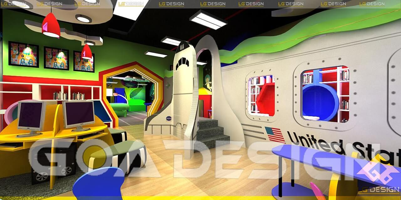 GOADESIGN thiết kế thi công khu vui chơi Tiniworld Tân Bình (12)