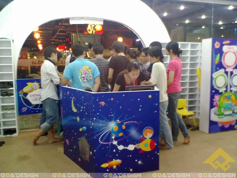GOADESIGN thiết kế thi công khu vui chơi Tiniworld Tân Bình (13)