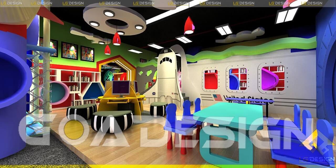 GOADESIGN thiết kế thi công khu vui chơi Tiniworld Tân Bình (14)