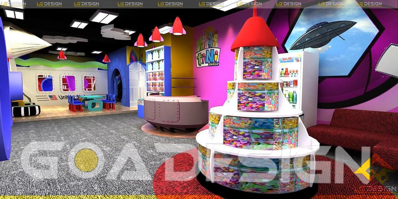 GOADESIGN thiết kế thi công khu vui chơi Tiniworld Tân Bình (18)