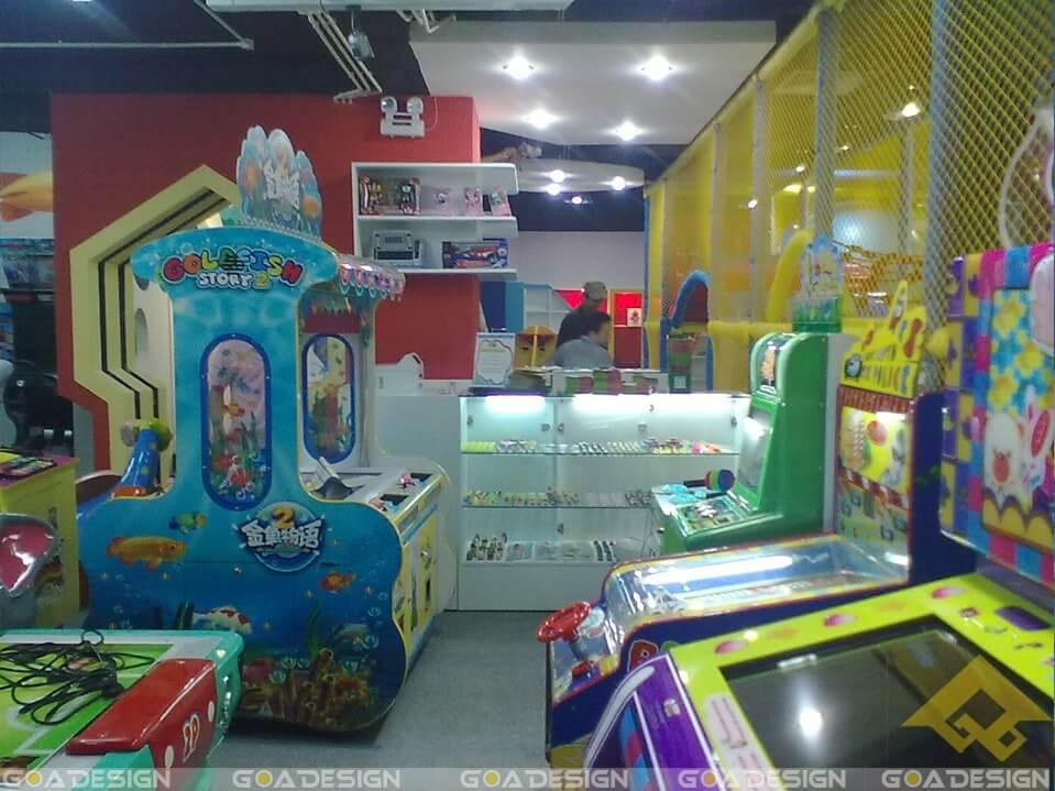 GOADESIGN thiết kế thi công khu vui chơi Tiniworld Tân Bình (19)
