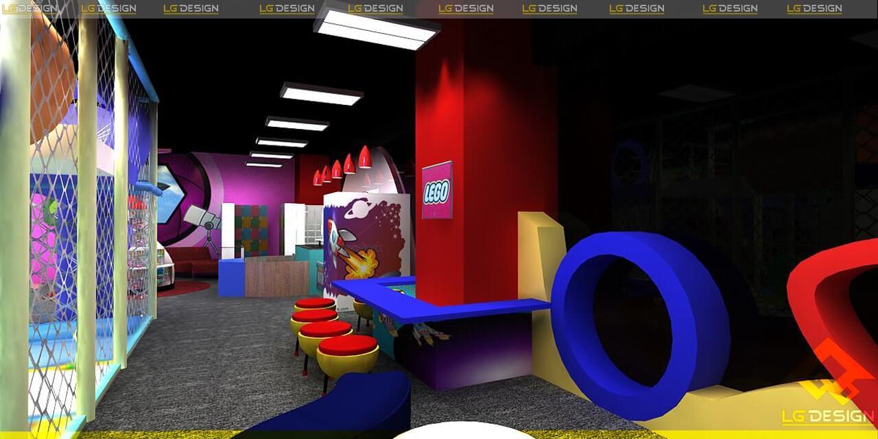 GOADESIGN thiết kế thi công khu vui chơi Tiniworld Tân Bình (20)