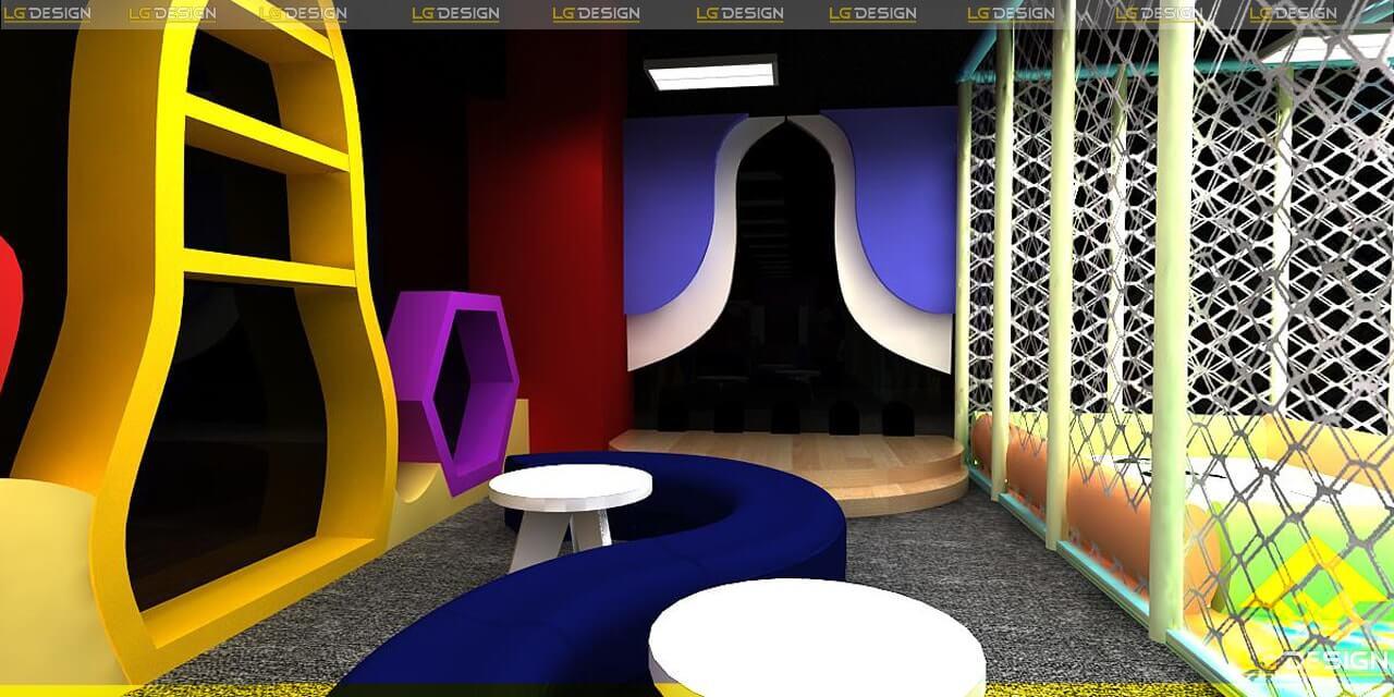 GOADESIGN thiết kế thi công khu vui chơi Tiniworld Tân Bình (24)