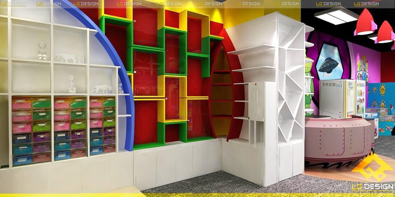 GOADESIGN thiết kế thi công khu vui chơi Tiniworld Tân Bình (27)