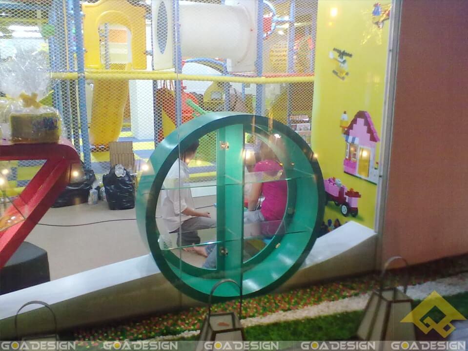 GOADESIGN thiết kế thi công khu vui chơi Tiniworld Tân Bình (3)