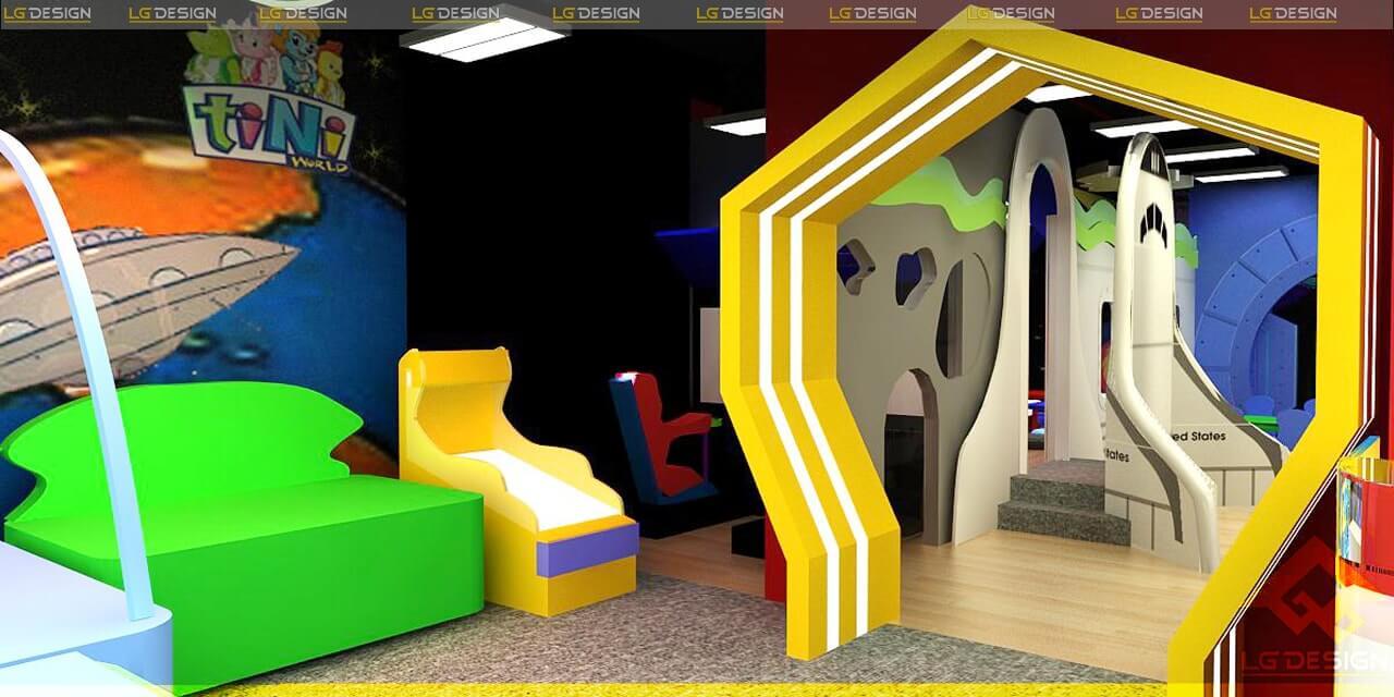 GOADESIGN thiết kế thi công khu vui chơi Tiniworld Tân Bình (30)