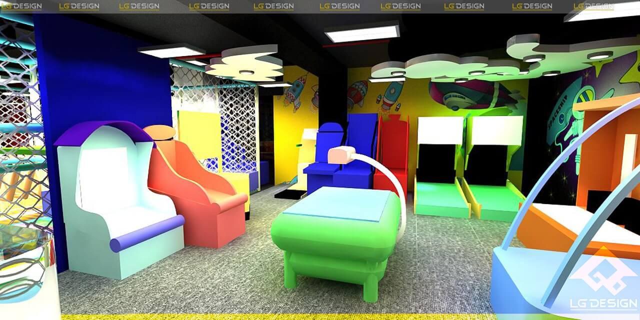 GOADESIGN thiết kế thi công khu vui chơi Tiniworld Tân Bình (36)