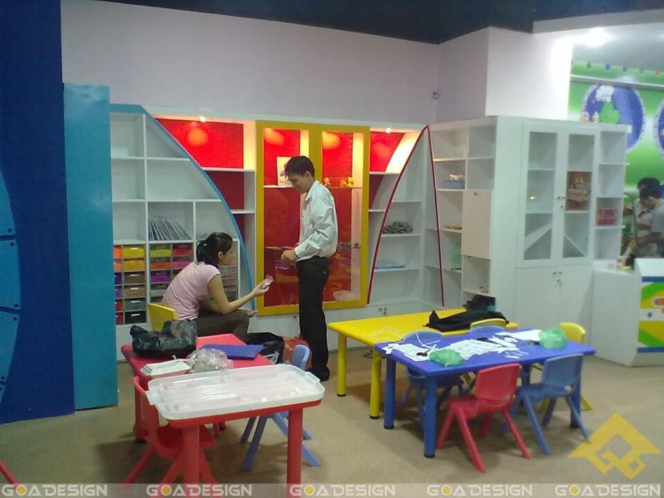 GOADESIGN thiết kế thi công khu vui chơi Tiniworld Tân Bình (38)