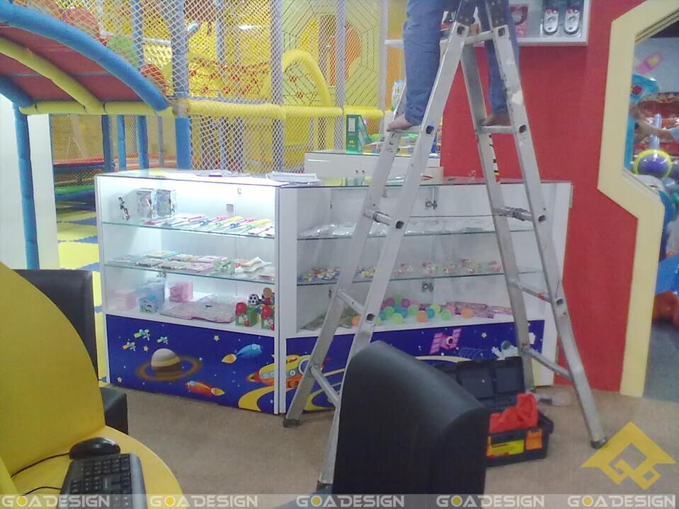 GOADESIGN thiết kế thi công khu vui chơi Tiniworld Tân Bình (40)