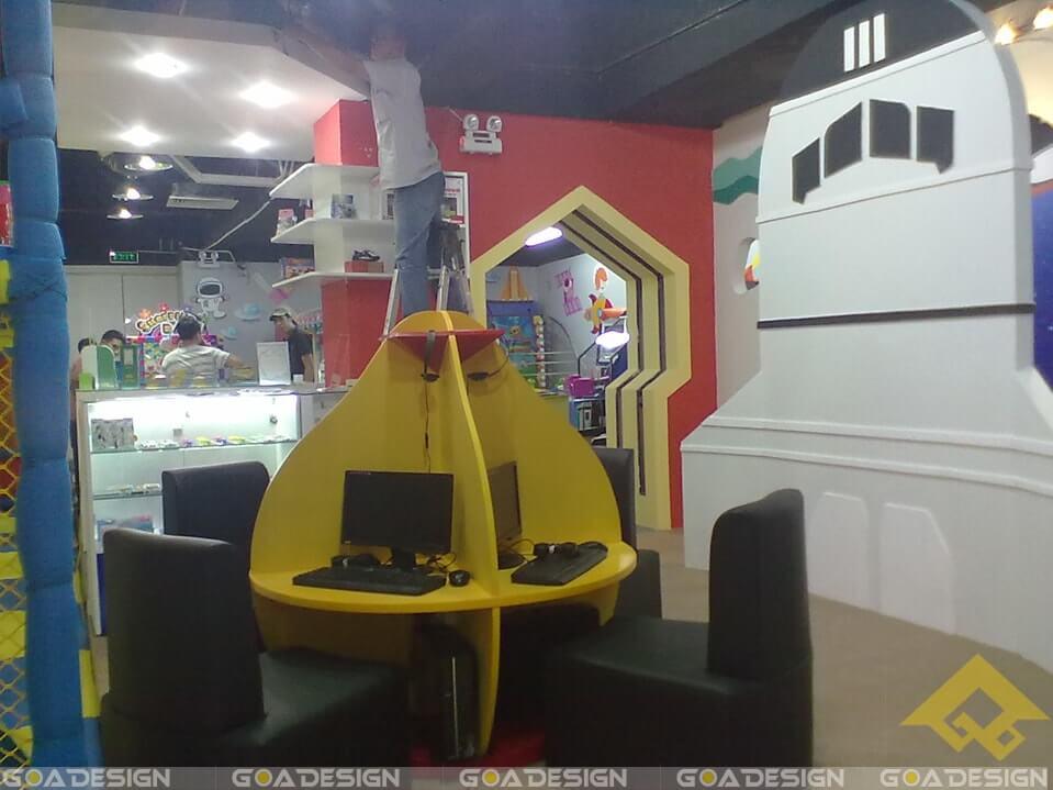 GOADESIGN thiết kế thi công khu vui chơi Tiniworld Tân Bình (41)