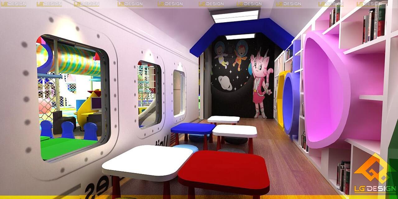 GOADESIGN thiết kế thi công khu vui chơi Tiniworld Tân Bình (43)