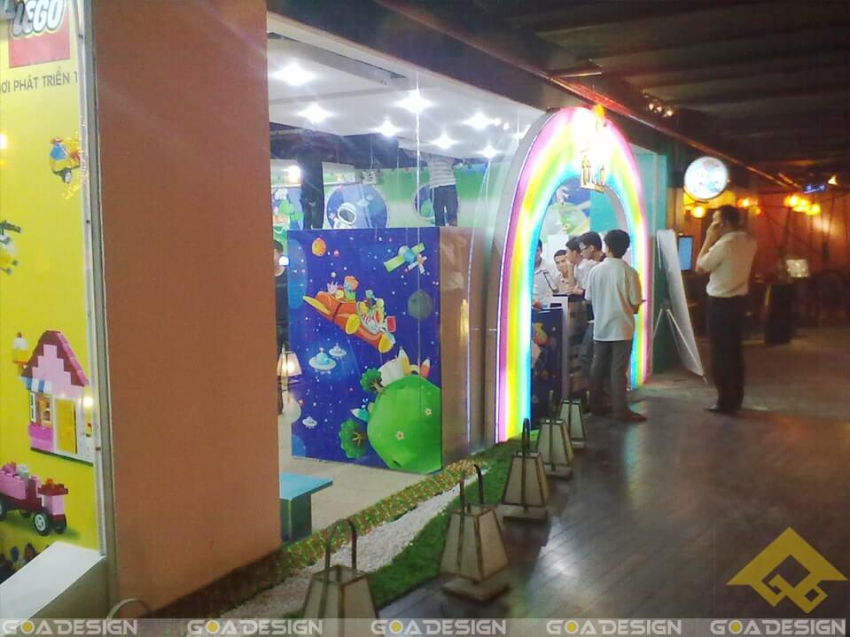 GOADESIGN thiết kế thi công khu vui chơi Tiniworld Tân Bình (5)