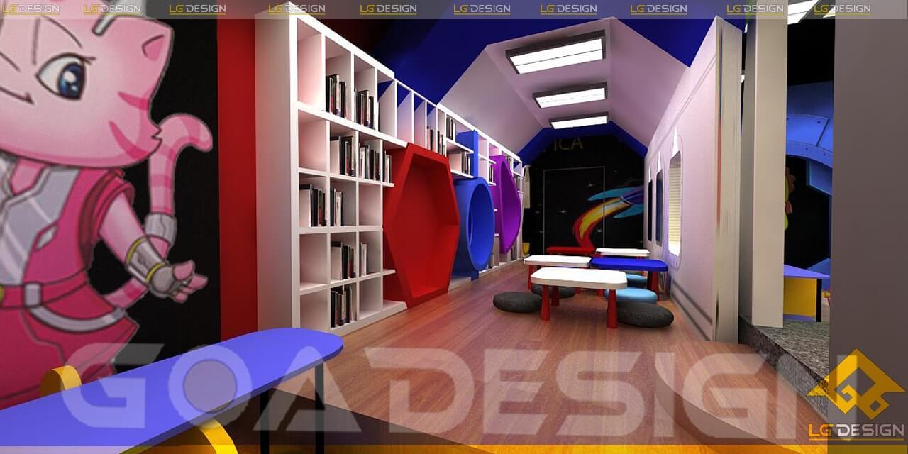 GOADESIGN thiết kế thi công khu vui chơi Tiniworld Tân Bình (6)