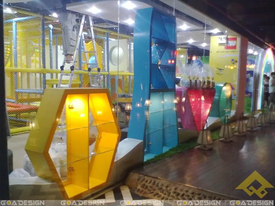 GOADESIGN thiết kế thi công khu vui chơi Tiniworld Tân Bình (7)