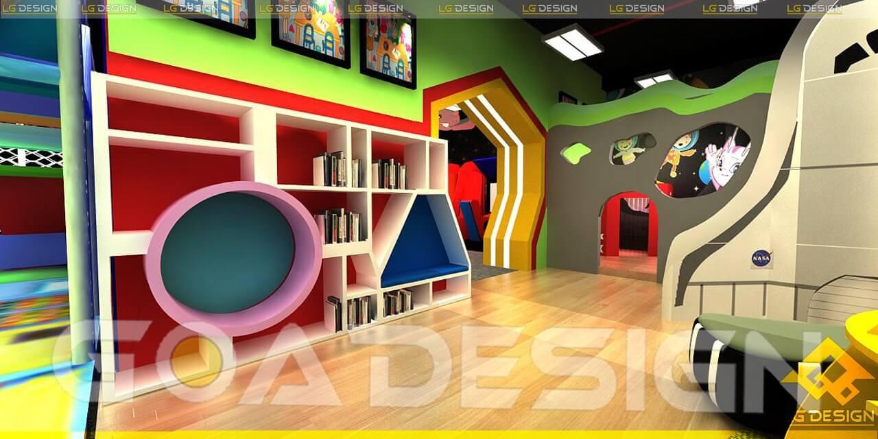 GOADESIGN thiết kế thi công khu vui chơi Tiniworld Tân Bình (8)