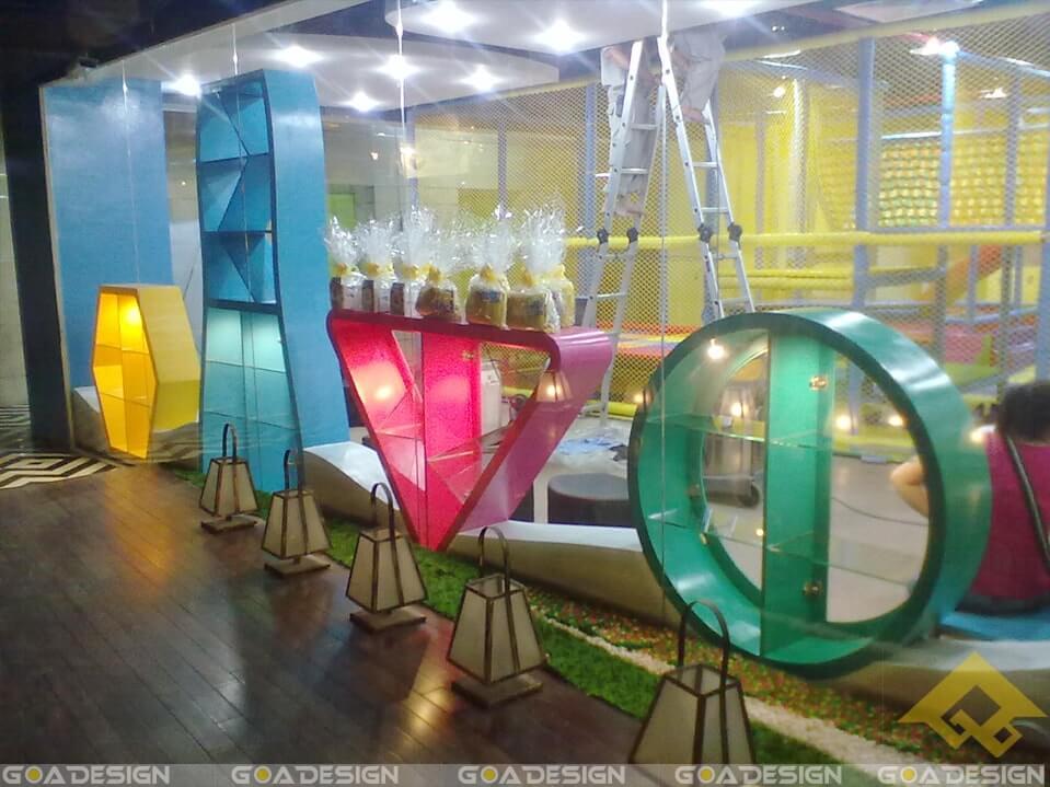 GOADESIGN thiết kế thi công khu vui chơi Tiniworld Tân Bình (9)
