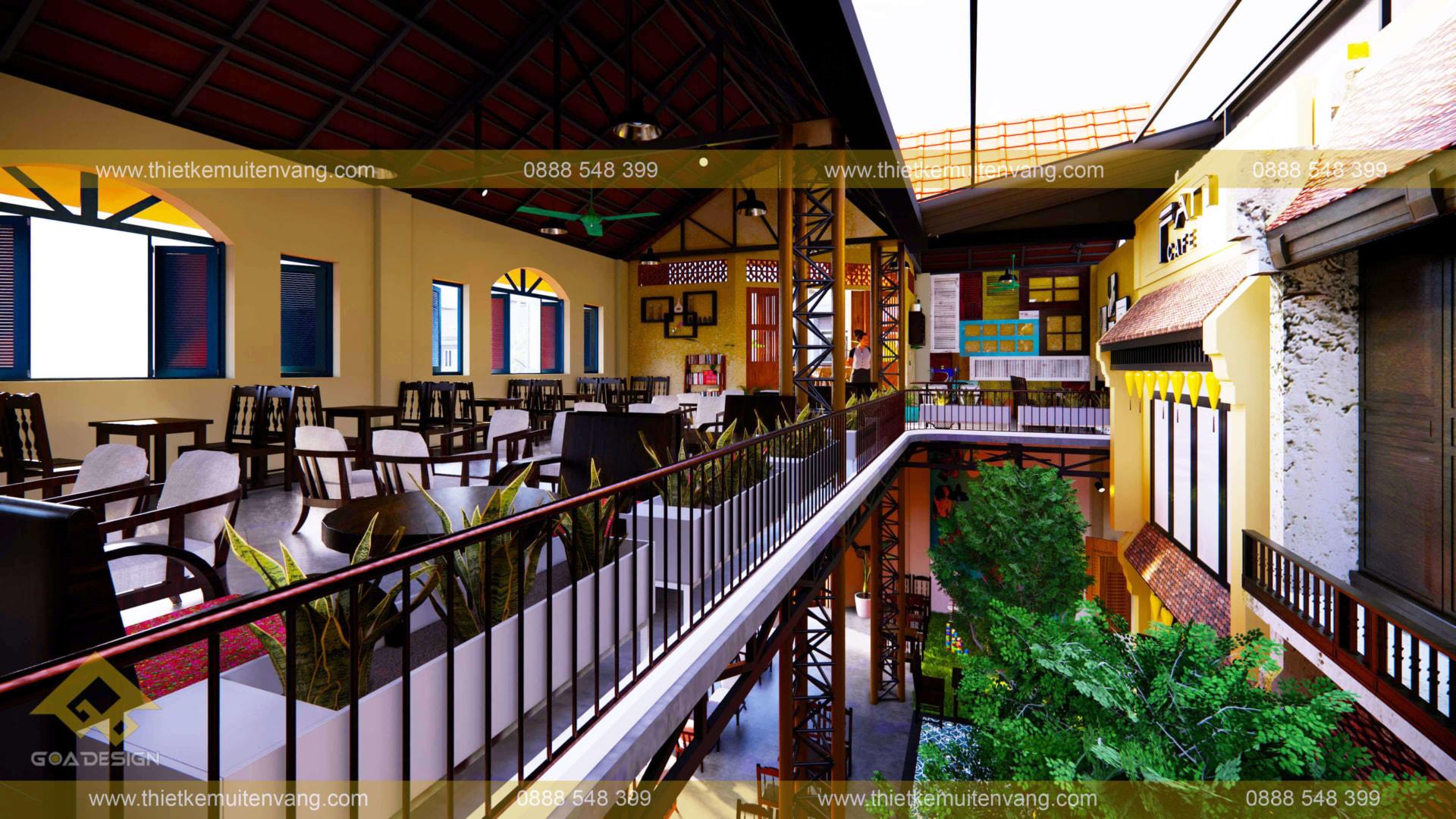 GOADESIGN Tư vấn-thiết kế-thi công FAN CAFE - DĨ AN (19)