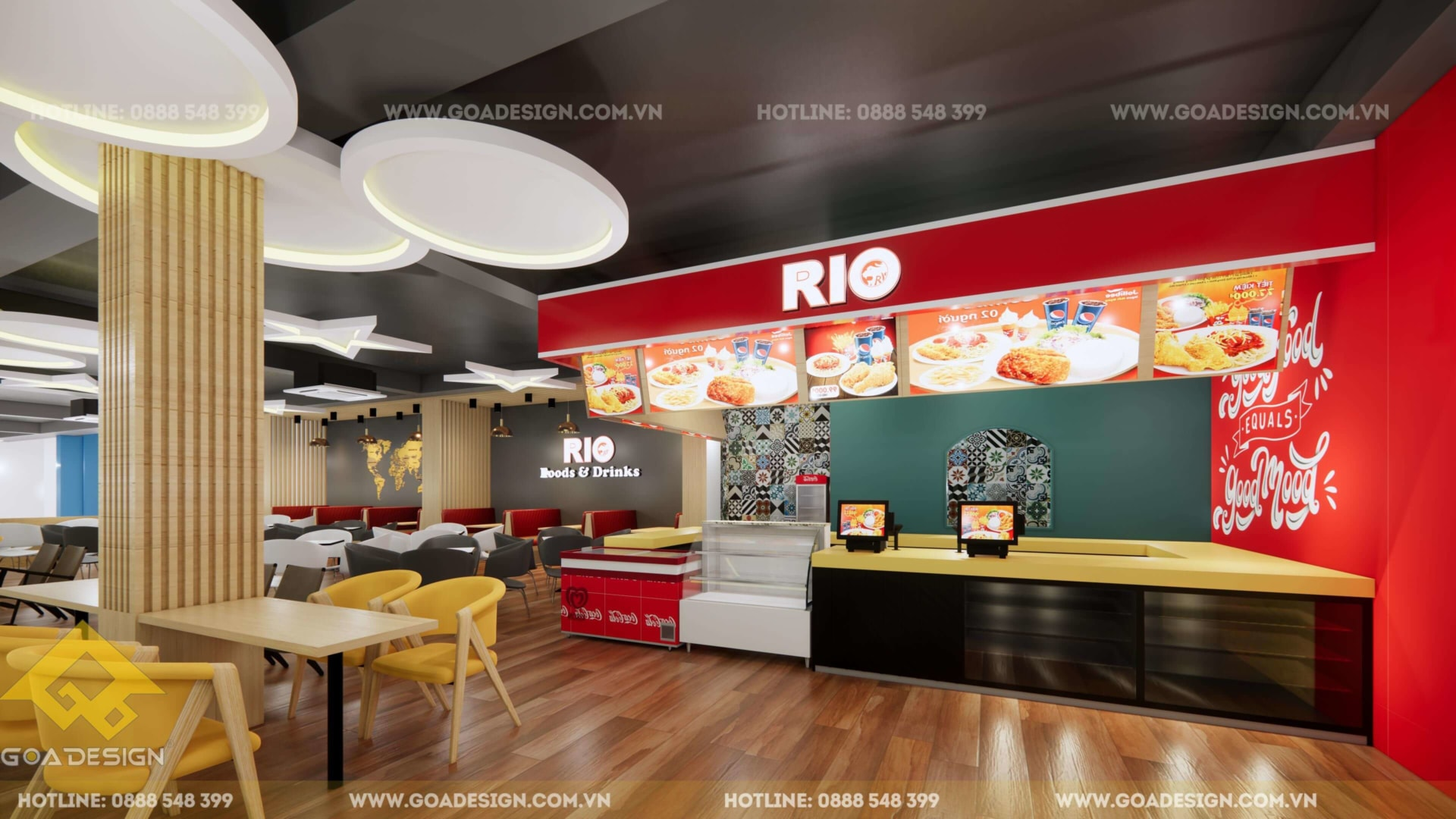 GOADESIGN Tư vấn thiết kế thi công Food & Drink Rio (1)