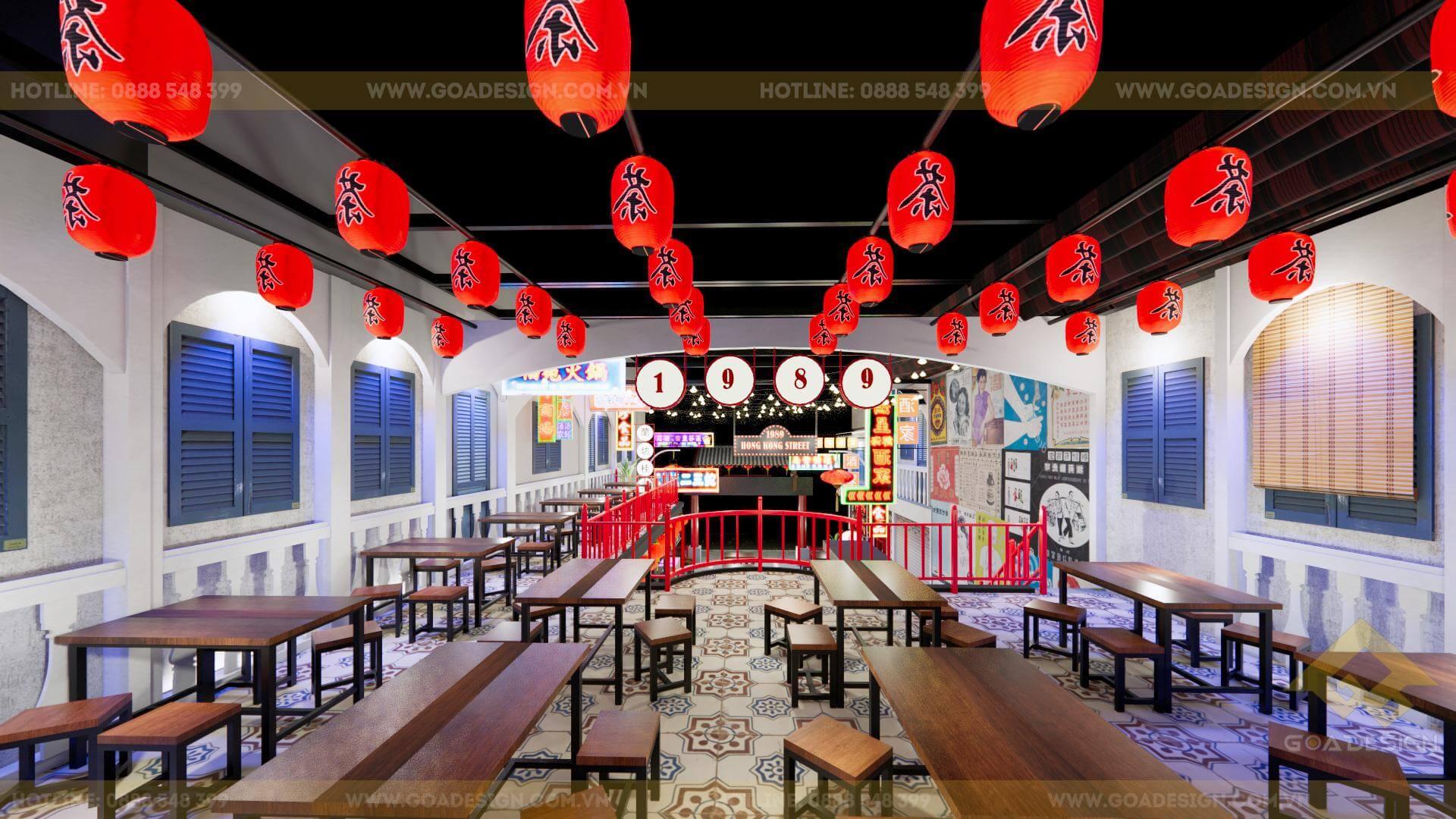 GOADESIGN Tư vấn thiết kế thi công phim trường chụp ảnh-concept HongKong (1)