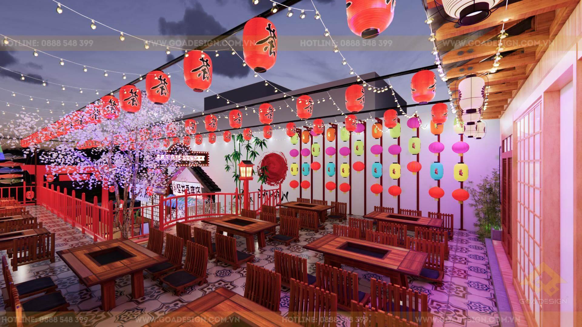 GOADESIGN Tư vấn thiết kế thi công phim trường chụp ảnh-concept Nhật Bản (6)