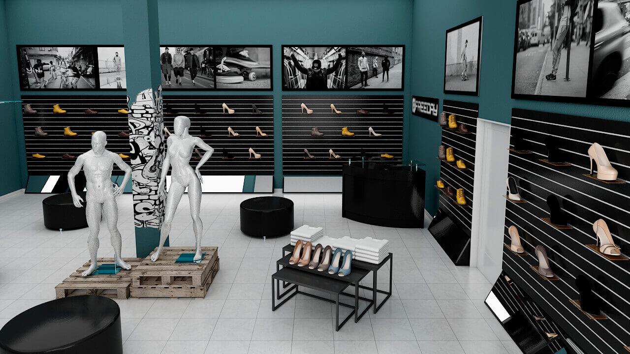 Goadesign-tư vấn-thiết kế-thi công shop thời trang đa phong cách (1)